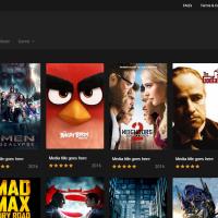 Webflix - Streaming Media HTML Template