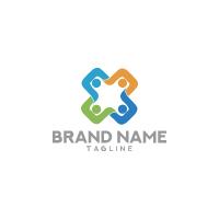 Four People Logo