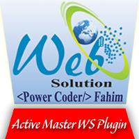Active Master WS Plugin - WordPress Plugin