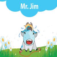 Mr Jim - iOS Game Source Code