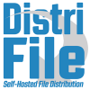 DistriFile-LITE - Cloud File Sharing PHP Script