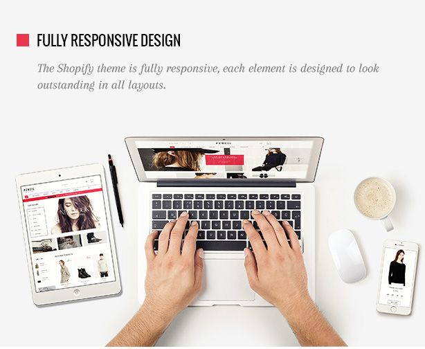 Pencil - Responsive Shopify Theme Screenshot 2