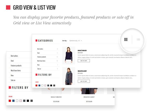 Pencil - Responsive Shopify Theme Screenshot 4
