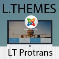 LT ProTrans – Premium Joomla Template