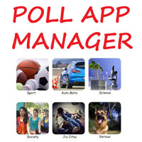 Poll App Manager