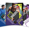 Fitness Flyer Volume 1 - Fitness Flyer Template