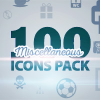 100-miscellaneous-icons-pack