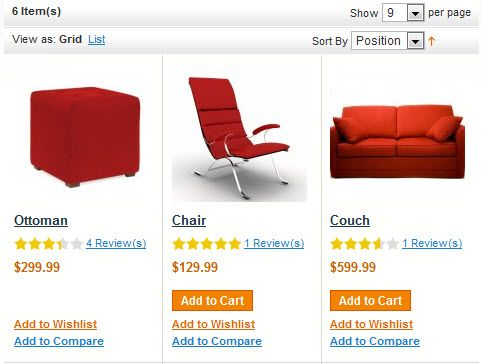 Hide Add To Cart button - Magento Extension Screenshot 2