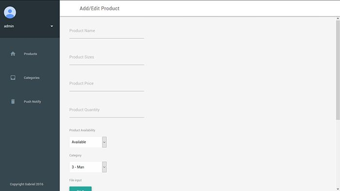 Shopify App - Full Android App Source Code Screenshot 6