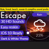 escape-sound-app-ios-app-source-code