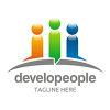 development-people-logo-template
