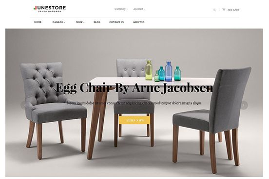 Junestore - Shopify Theme Screenshot 2