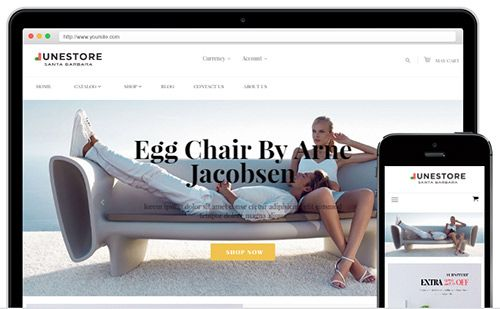 Junestore - Shopify Theme Screenshot 5
