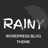Rainy - WordPress Blog Theme