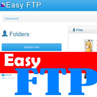 Easy FTP - Full Featured FTP Client PHP Script