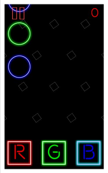 RGB - One Touch Unity Game Source Code Screenshot 1