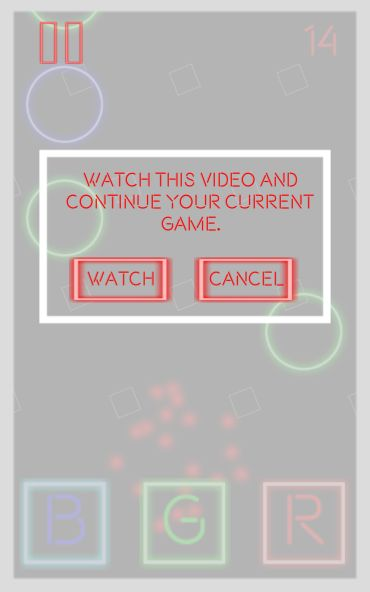 RGB - One Touch Unity Game Source Code Screenshot 5