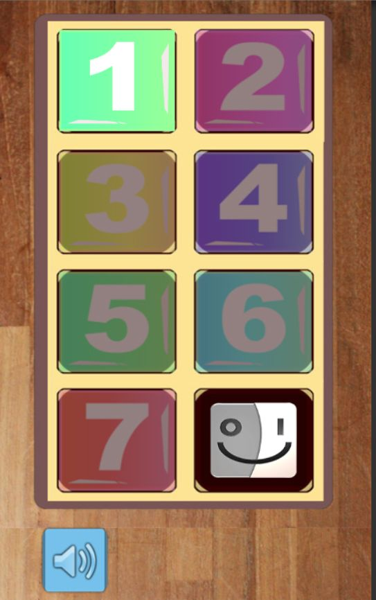 Kids Shapes  Puzzle Game - Unity Source Code Screenshot 1