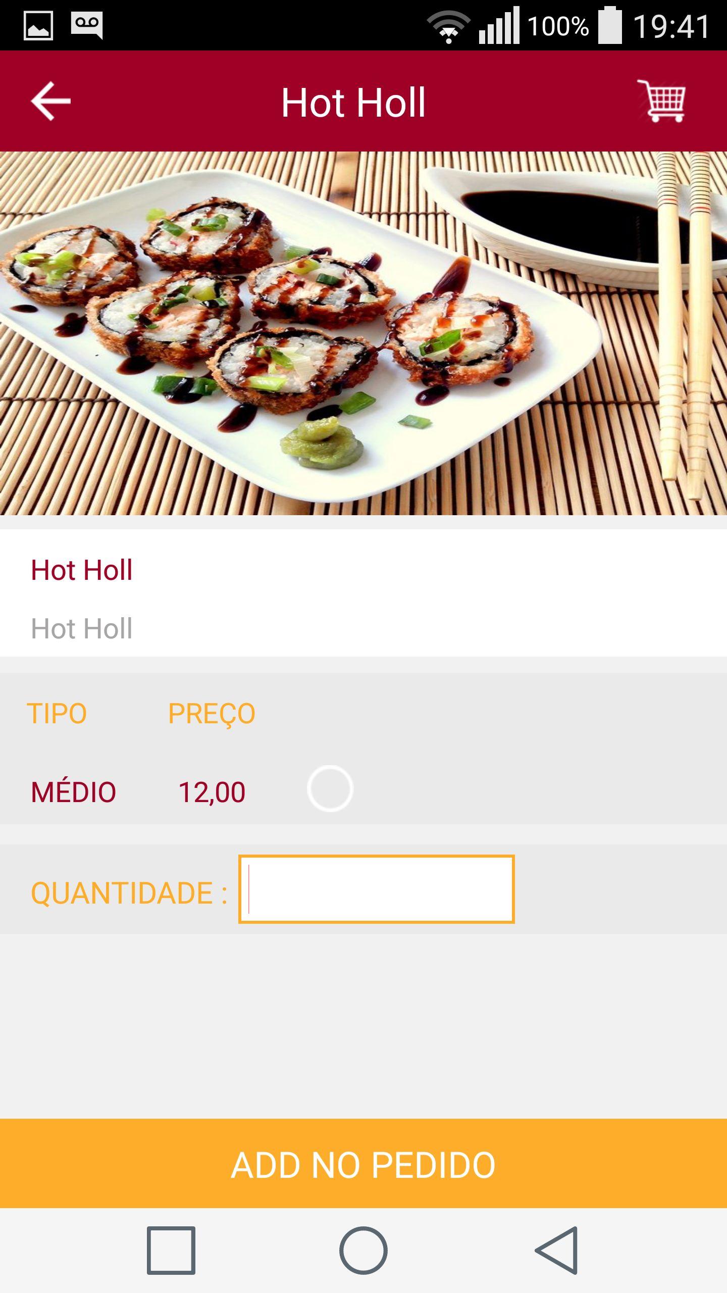 Restaurant app android ios source code food app templates for restaurant app android ios source code screenshot 4 forumfinder Gallery