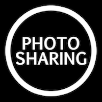 Photo Sharing Network - App Template With Backend
