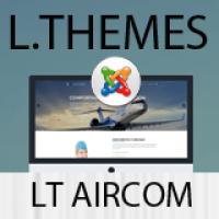 LT Aircoms – Premium  Company Joomla Template