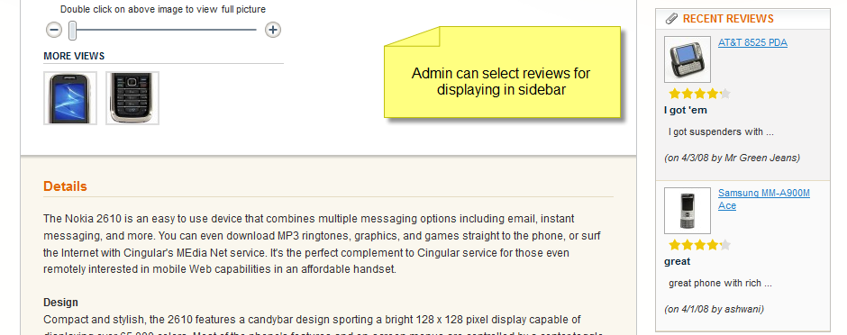 Review Booster - Magento Extension Screenshot 2