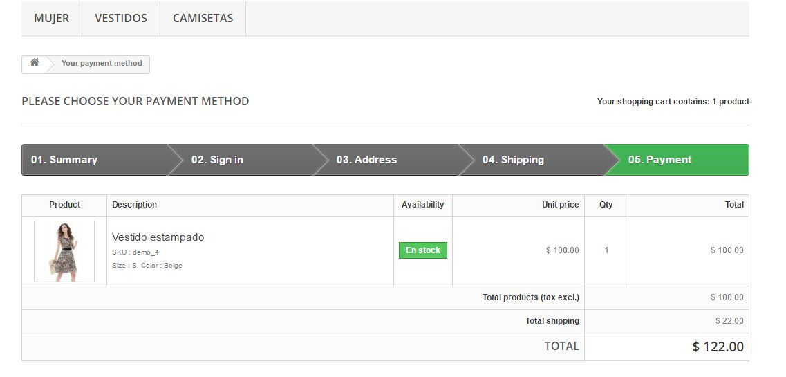 Insurance and Handling Cost - PrestaShop Module Screenshot 7
