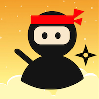 Ninja Adventure - iOS Game Template