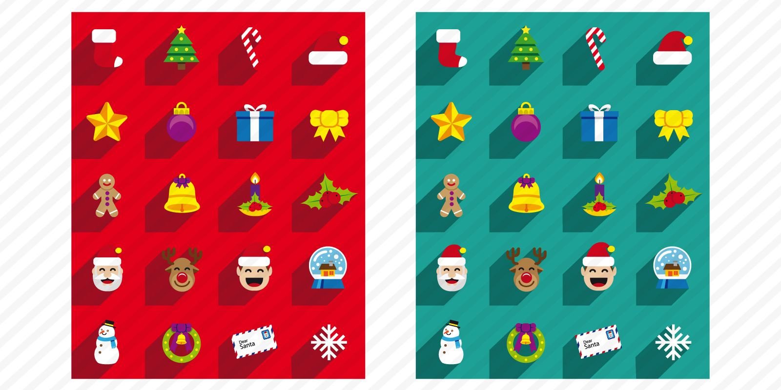 20 Christmas Icons Screenshot 2