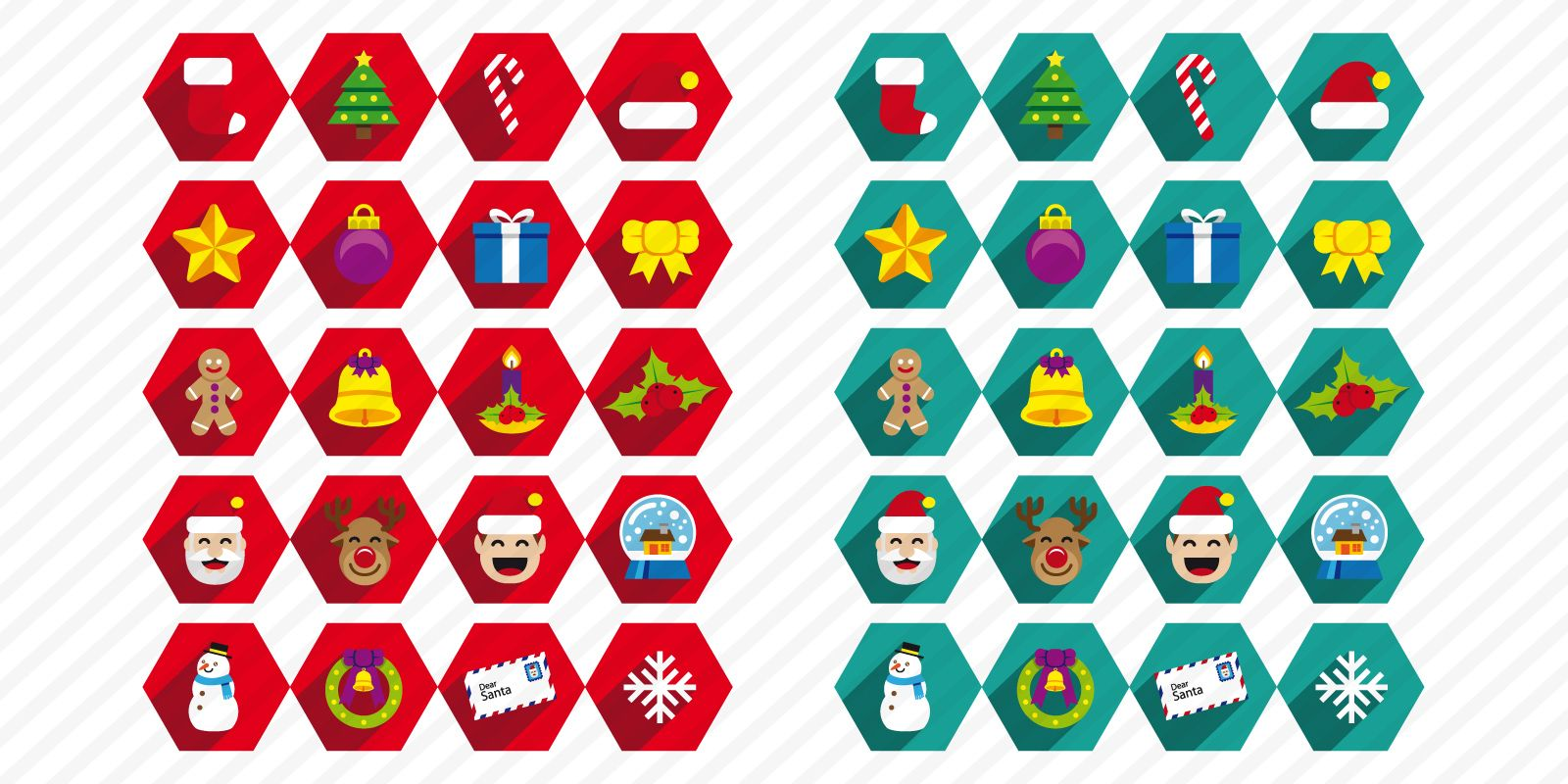 20 Christmas Icons Screenshot 3