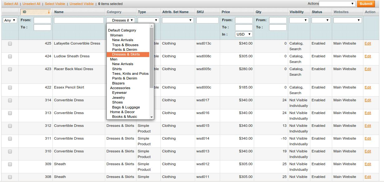 Order Processing - Magento Extension Screenshot 1