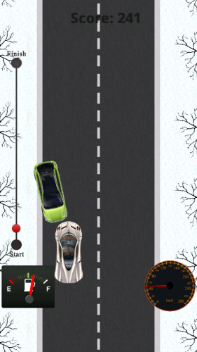 Deadly Speed Racing Game - Android Source Code Screenshot 2