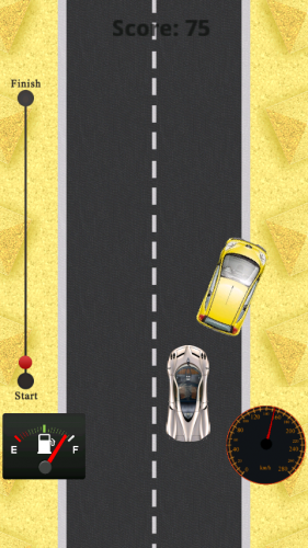 Deadly Speed Racing Game - Android Source Code Screenshot 3