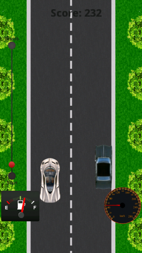 Deadly Speed Racing Game - Android Source Code Screenshot 4