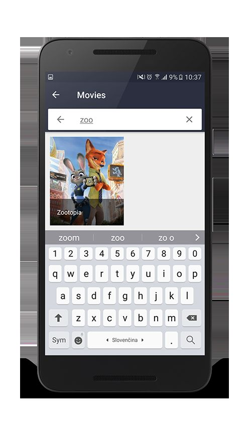Android Movies App Template Screenshot 6