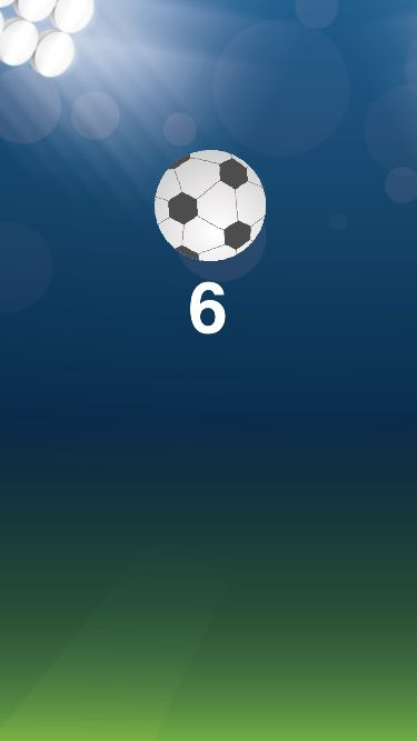 Juggle Ball - iOS Universal Game Source Code Screenshot 4
