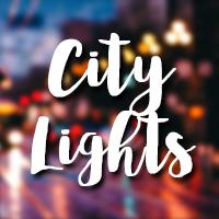 City Lights - Tumblr Theme
