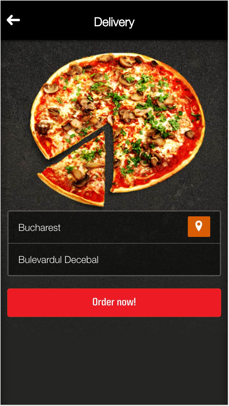 Tapitoo - Restaurant Delivery Order Platform Screenshot 8