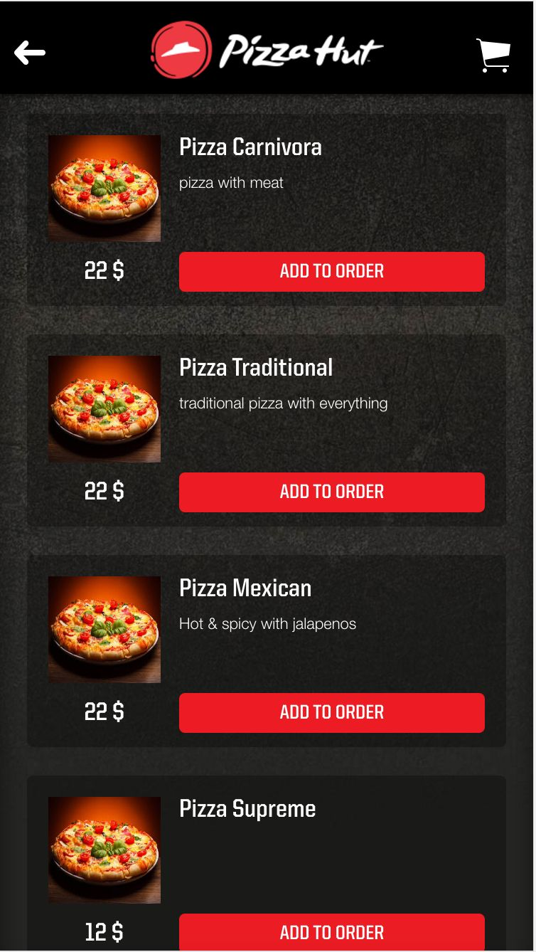 Tapitoo - Restaurant Delivery Order Platform Screenshot 10