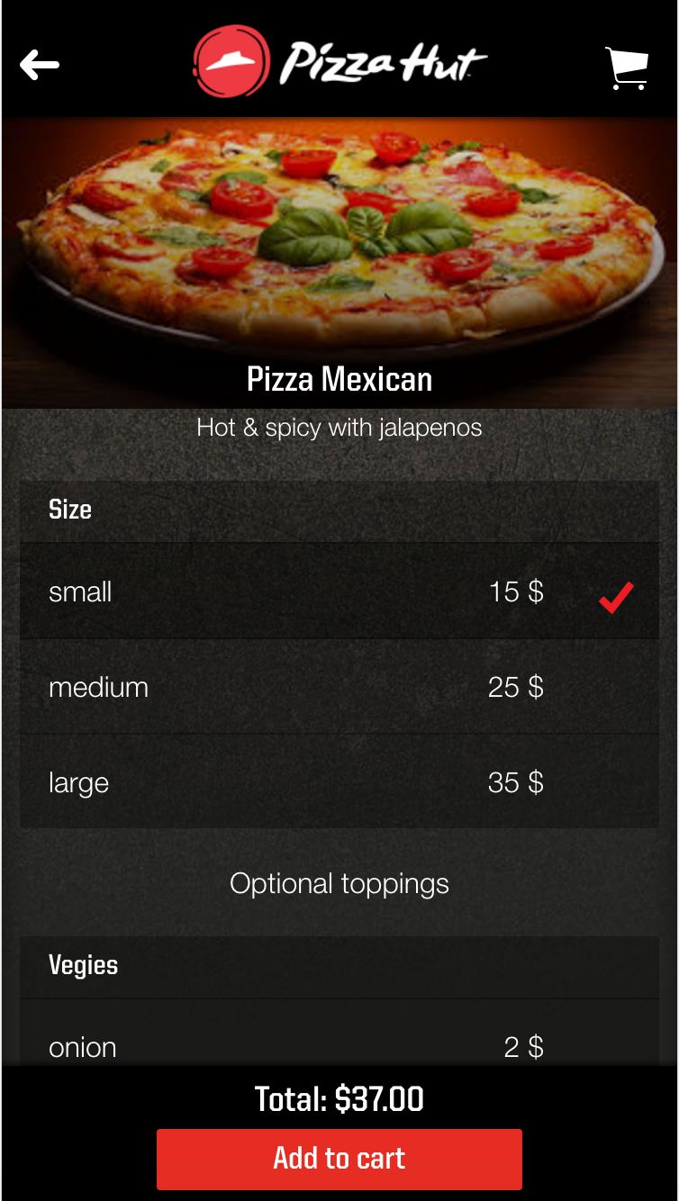 Tapitoo - Restaurant Delivery Order Platform Screenshot 11