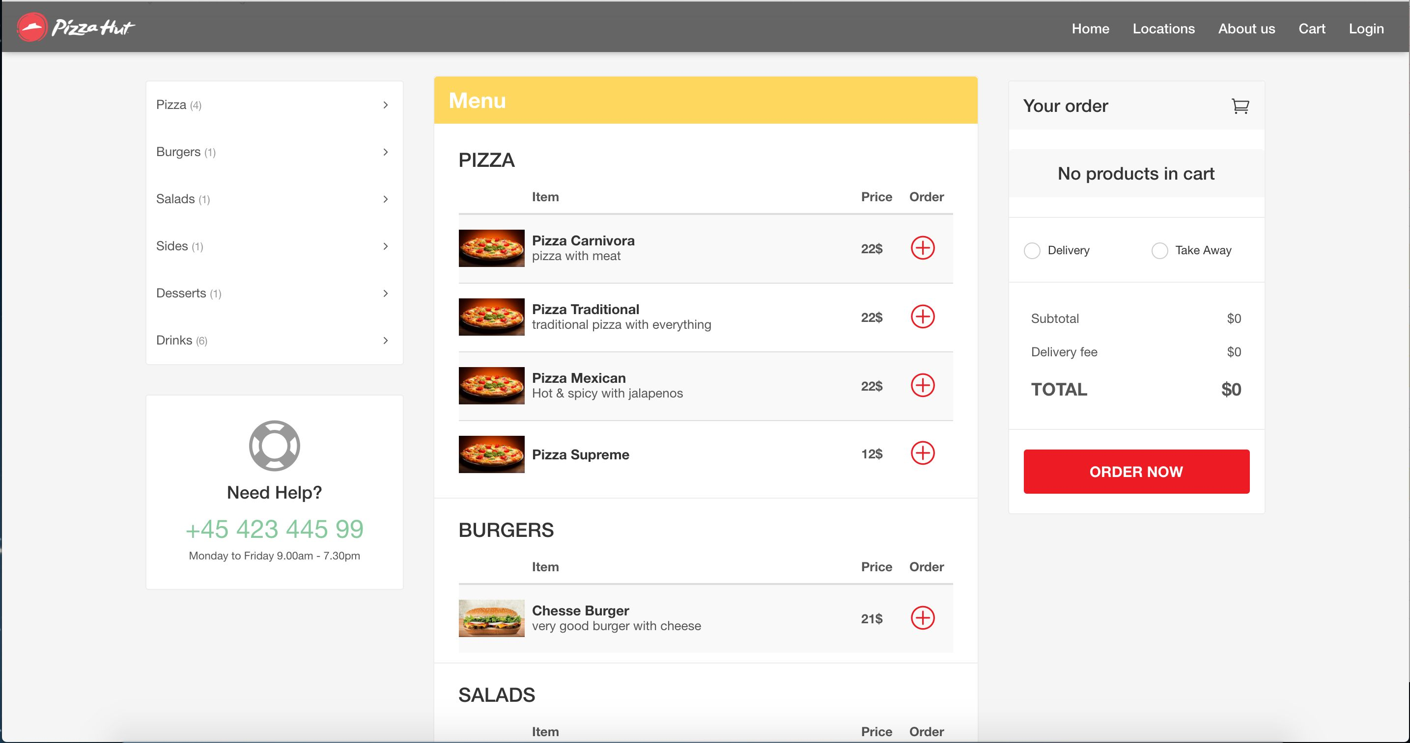 Tapitoo - Restaurant Delivery Order Platform Screenshot 20