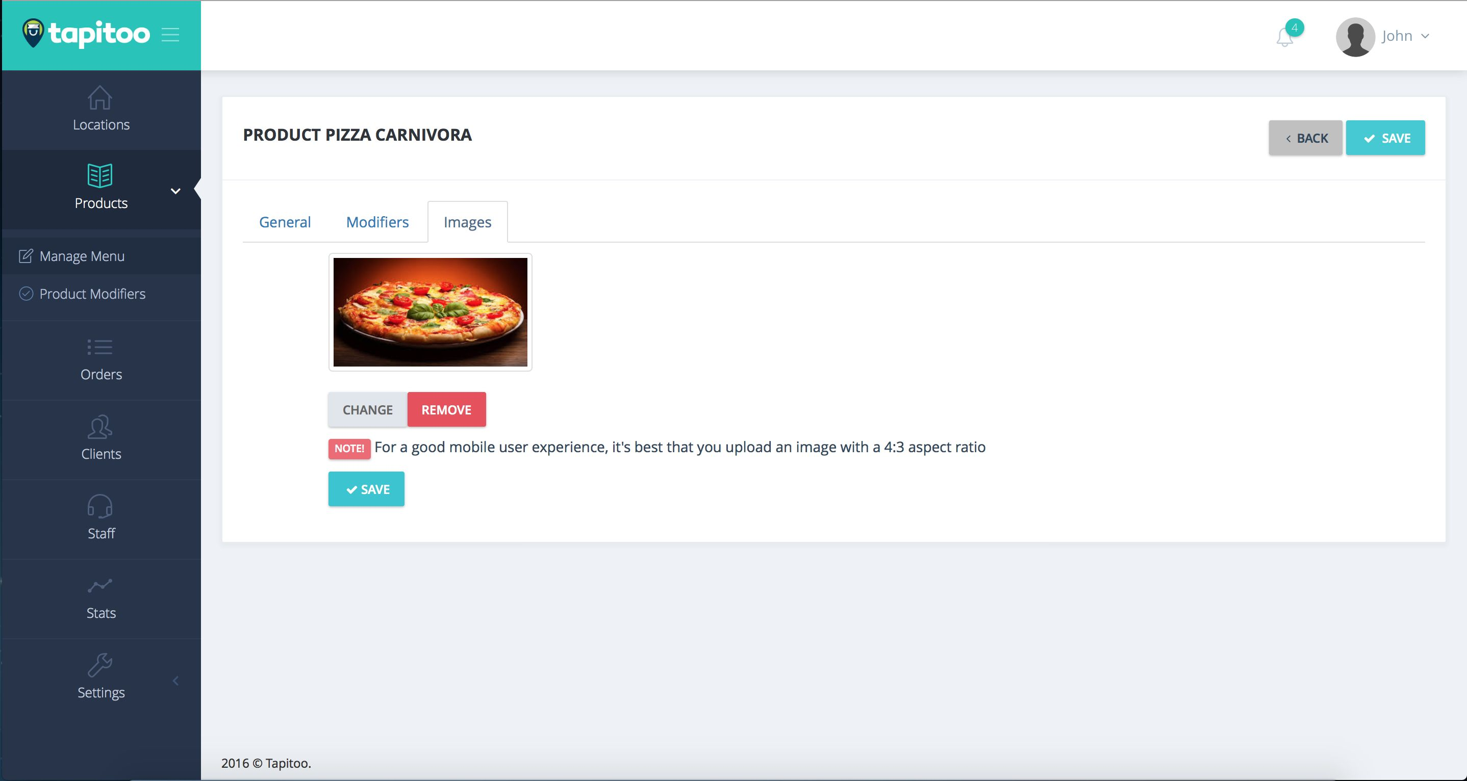 Tapitoo - Restaurant Delivery Order Platform Screenshot 38