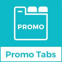 Promo Tabs - PrestaShop Module
