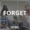Forget - HTML Business Template