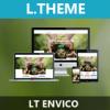 LT Enrico - Nature Joomla Template
