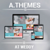 AT Weddy - Wedding Joomla Template