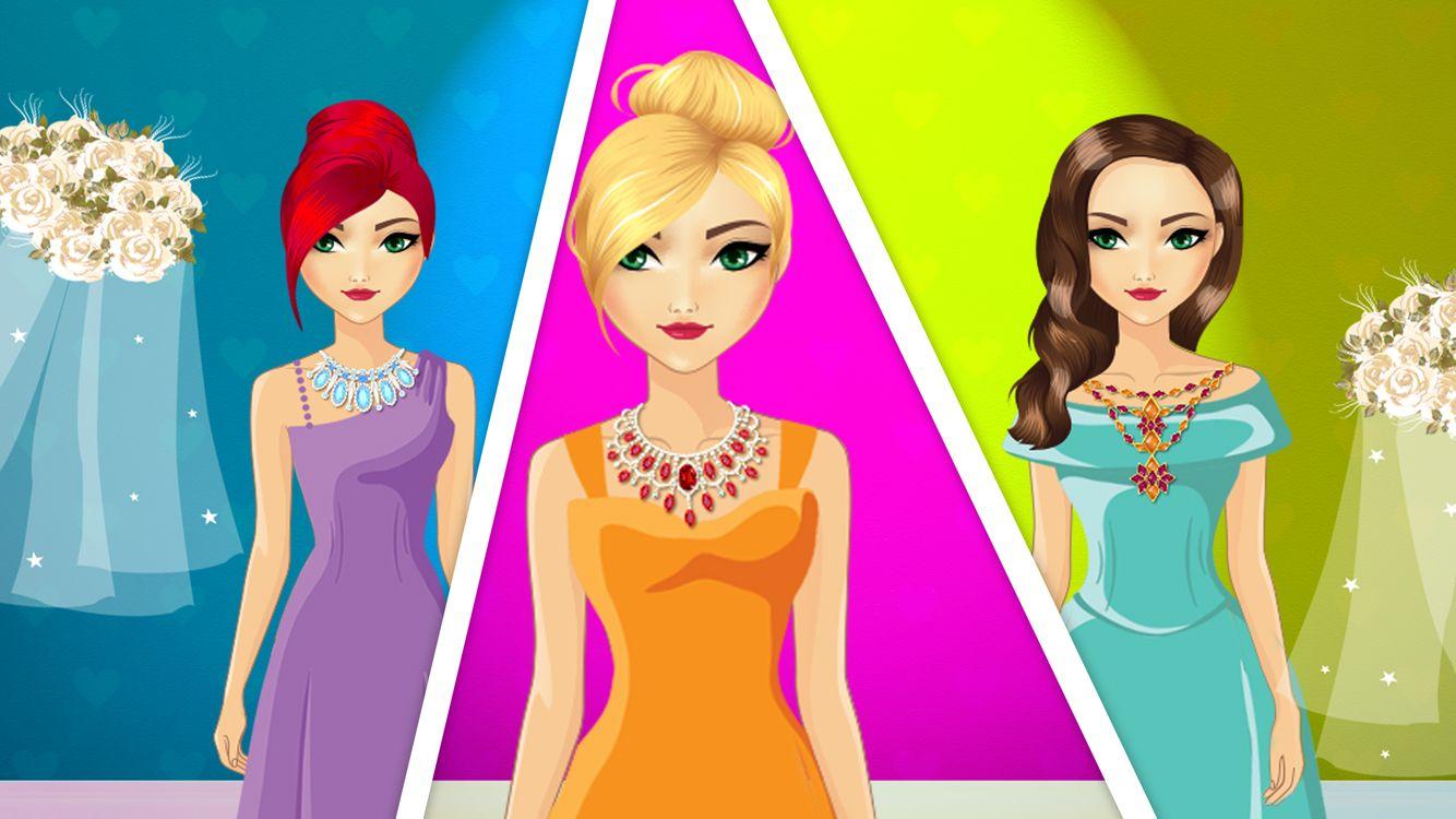 Barbie fashion games dress up games - Fashion Dress Up Unity Game Source Code Screenshot 2