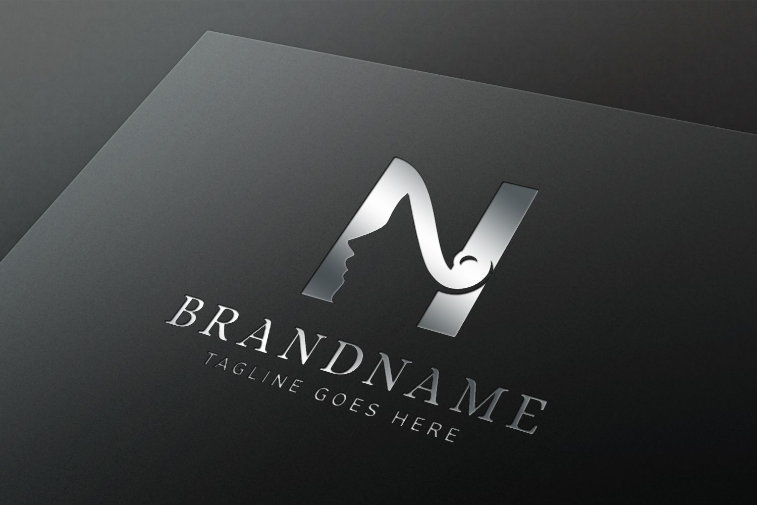 Beauty Letter - Logo Template Screenshot 1