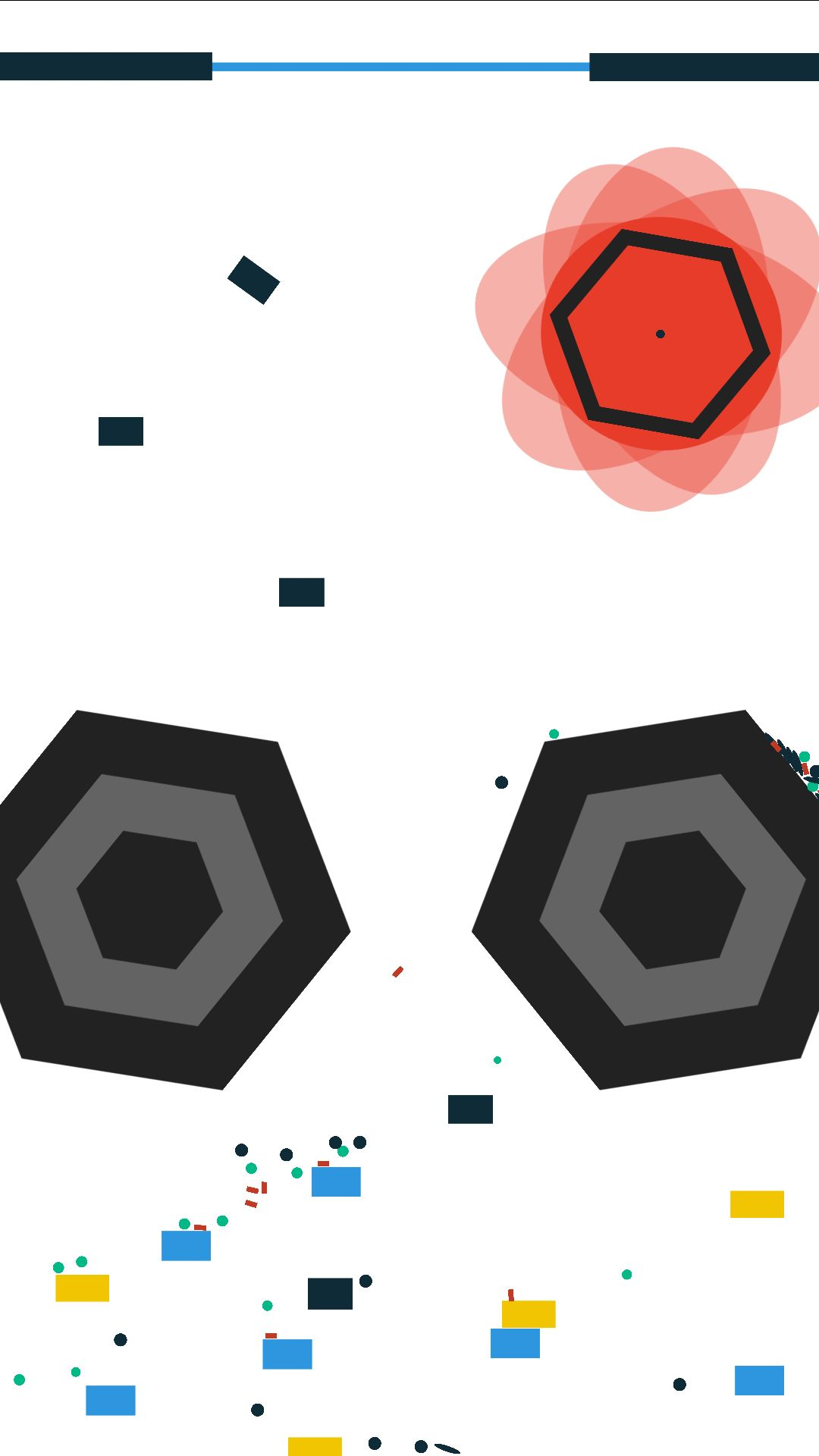 BounceBall - Android Game Template Screenshot 3