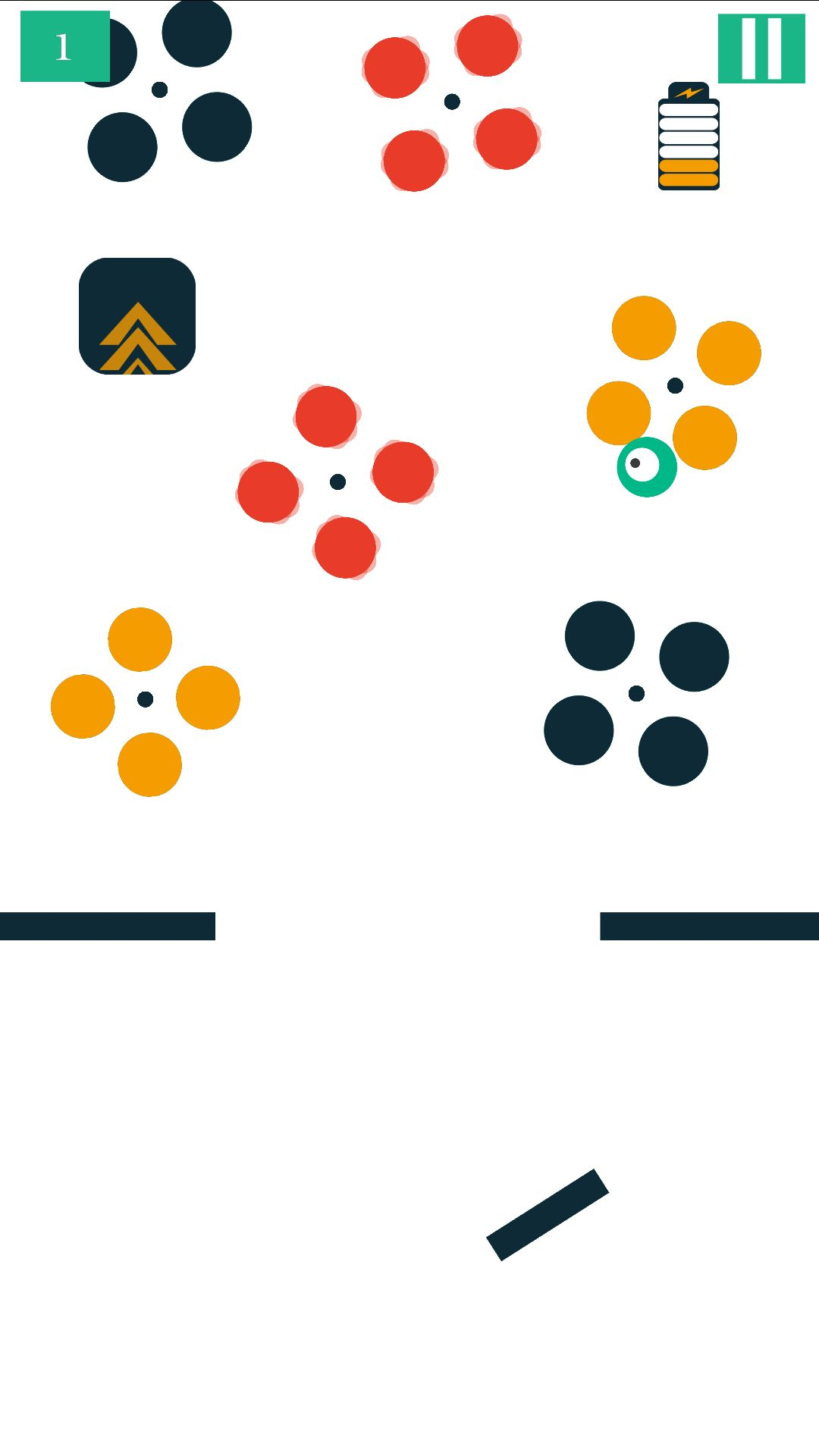 BounceBall - Android Game Template Screenshot 6